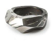 Facettierter Ring