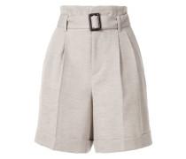 Shorts mit Schnalle