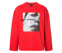 'Forget the Rules' Sweatshirt