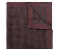 houndstooth printed handkerchief