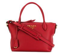 Mittelgroße Handtasche mit Reißverschluss