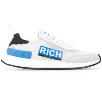 Sneakers mit Netz-Obermaterial