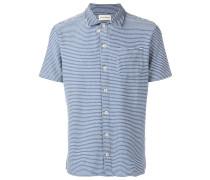 Gestreiftes Jersey-Hemd