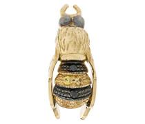 9kt und 18kt 'To Bee or Not To Bee' Gelbgoldohrstecker