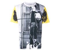 "T-Shirt mit ""Gilbert & George""-Print"