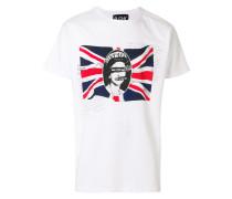 """T-Shirt mit """"""""-Print"""