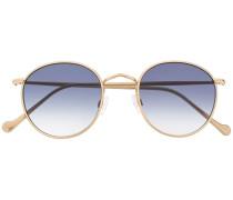 Runde 'Zev' Sonnenbrille