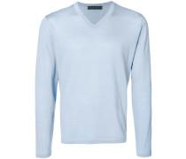 classic slim-fit sweater