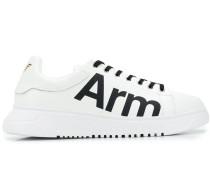 "Sneakers mit ""Arm""-Print"