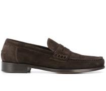 low heel loafers