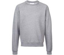 Sweatshirt mit rundem Ausschnitt