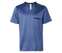 v-neck nightwear T-shirt