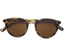'Spelman' Sonnenbrille mit Schildpattoptik