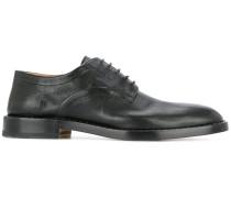 Oxford-Schuhe mit Struktur