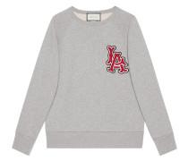 """Sweatshirt mit """"LA Angels™""""-Patch"""
