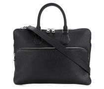 classic zipped laptop bag