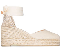 'Carina' 90mm Wedge-Espadrilles