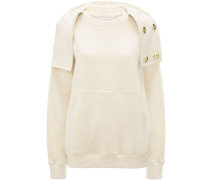 Sweatshirt mit Oversized-Kapuze