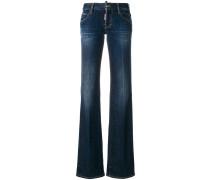 Gerade Bootcut-Jeans
