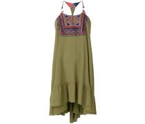 Kleid mit Latz