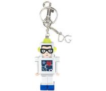 Schlüsselanhänger mit Roboter-Figur