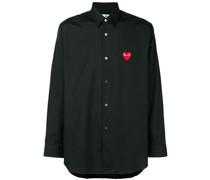 Hemd mit Herz-Patch