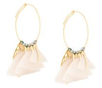 Marly hoop earrings