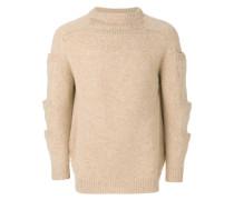 Pullover mit Multi-Taschen-Design