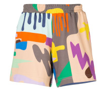 'All Over Drop' Joggingshorts