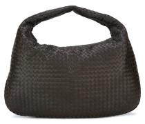 Hobo-Handtasche mit Intrecciato-Muster