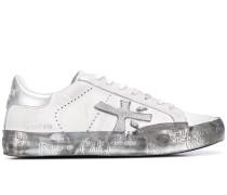 'Stevend' Sneakers im Used-Look