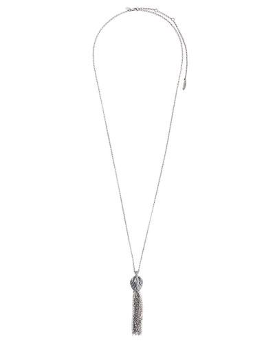 Halskette mit Schwan-Anhänger
