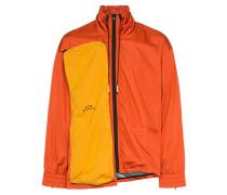 A-Cold-Wall* Asymmetrische Jacke mit Logo