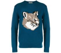 Sweatshirt mit Fuchs