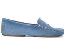 'Josephine' Wildleder-Loafer
