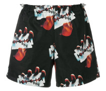 'The Razor' Shorts