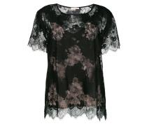 'Suzy' Spitzen-T-Shirt