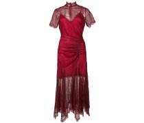 Kleid mit Schlitz