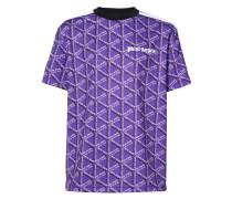 'Storm' T-Shirt mit Monogramm-Print