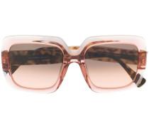 Eckige '5th Avenue' Sonnenbrille