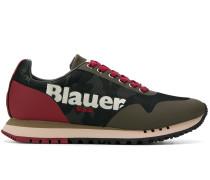 Denver panelled sneakers