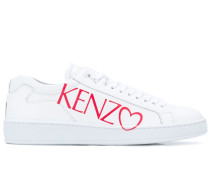 'I love ' Sneakers