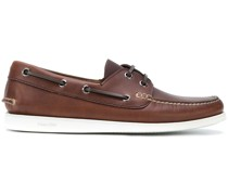Klassische Derby-Schuhe