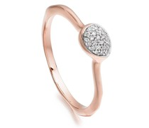 Rotvergoldeter 'RP Nura' Ring