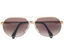 Klassische Pilotenbrille
