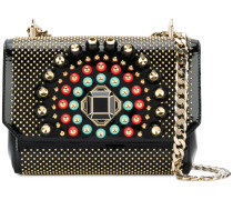 embellished small shoulder bag
