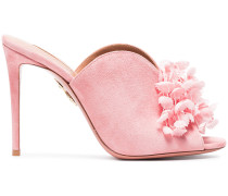 'Lily Of The Valley' Mules