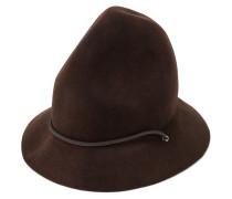 Hut mit Lederband