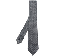 Gancio print tie