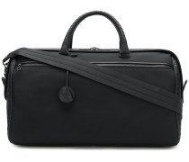Reisetasche mit Intrecciato-Flechtmuster